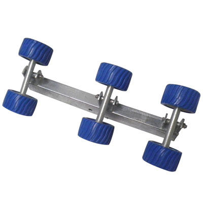 Triple Wobble Roller Assembly