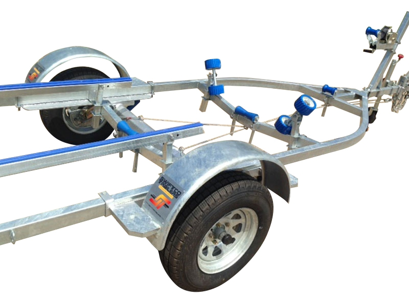 swiftco 4 Metre OFF ROAD Boat Trailer