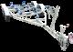 Swiftco 5 Metre Dual Axle Boat Trailer Wobble Rollers 1