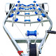 Swiftco 5.5 Metre Boat Trailer Wobble Rollers 1