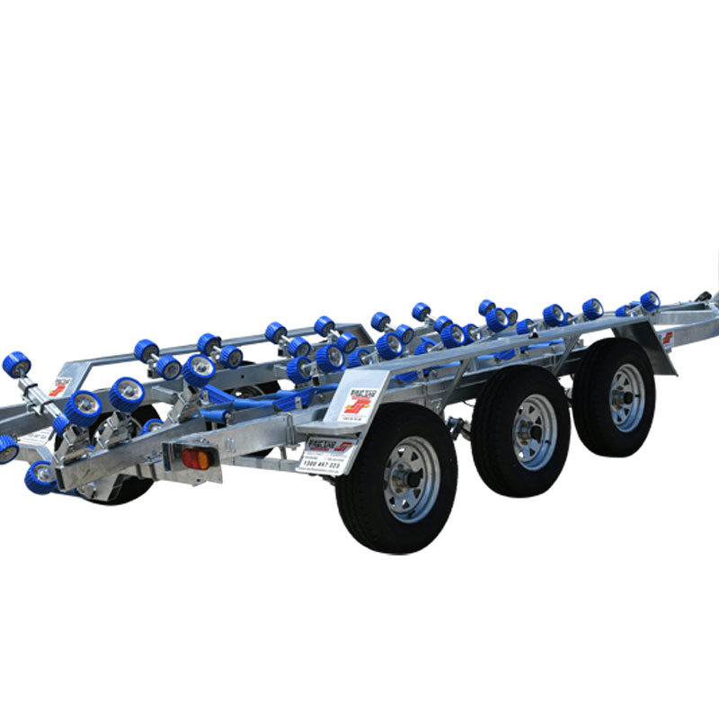 Swiftco 7.2 Metre Boat Trailer 4500KG Rated Tri axle