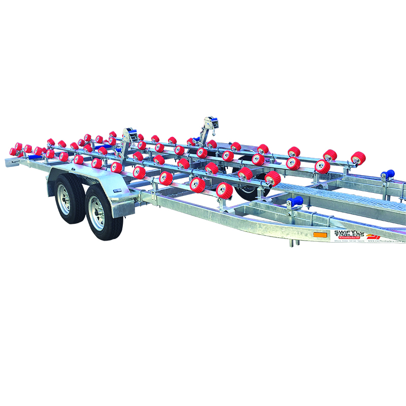 Swiftco Quad Jet Ski Trailer 2000Kg Rated