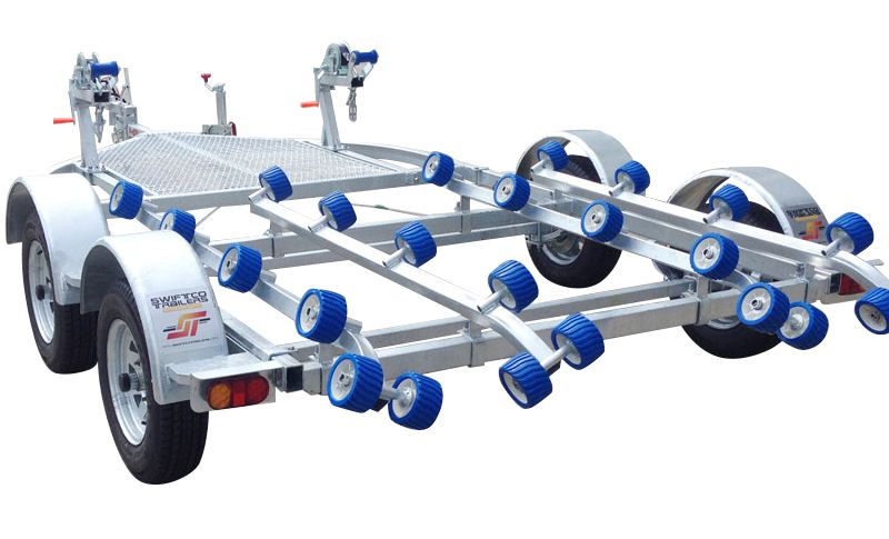 Swiftco Dual Axle Double Jet Ski Trailer